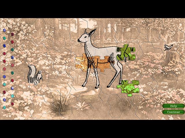 Jewel Match: Naturescapes screen3