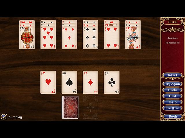 Jewel Match Solitaire 2 screen2