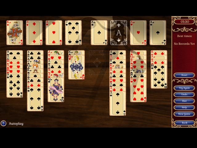 Jewel Match Solitaire screen3