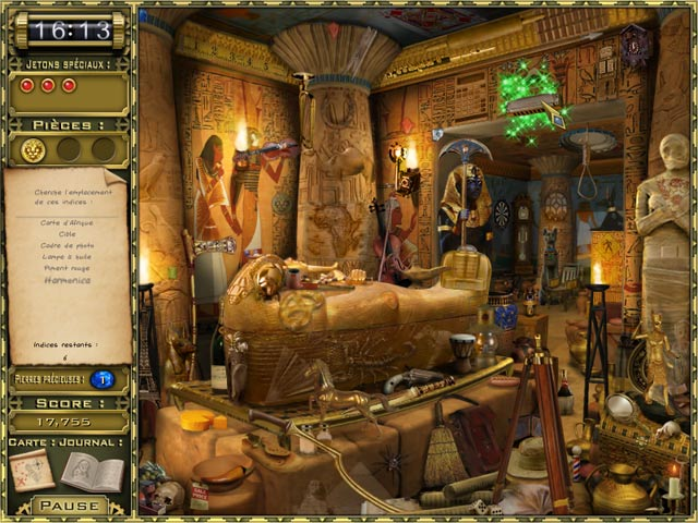 Vidéo de Jewel Quest Mysteries: Curse of the Emerald Tear