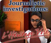 Journalistic Investigations: L'Héritage Volé