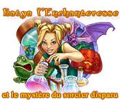 Katya l'Enchanteresse et le mystère du sorcier disparu
