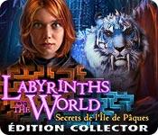 Labyrinths of the World: Secrets de l'Île de Pâques Édition Collector