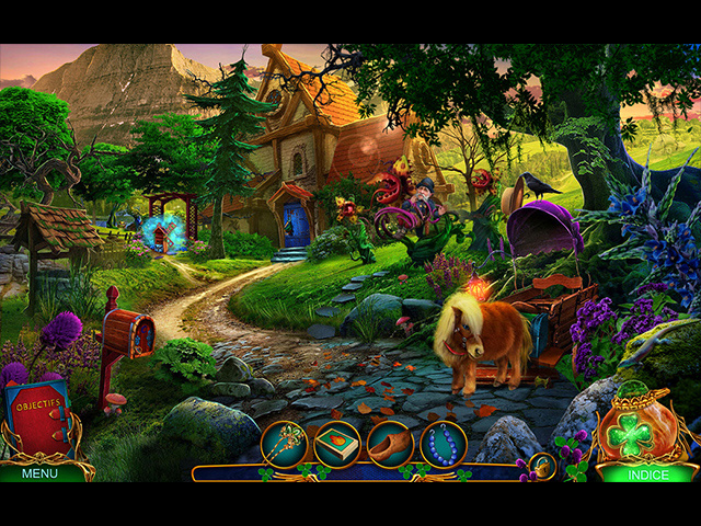 Labyrinths of the World: L'Or des Fous screen1