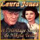 Laura Jones et l'Héritage Secret de Nikola Tesla