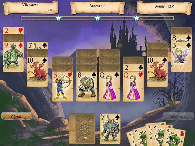 Vidéo de Legends of Solitaire: Les Cartes Perdues