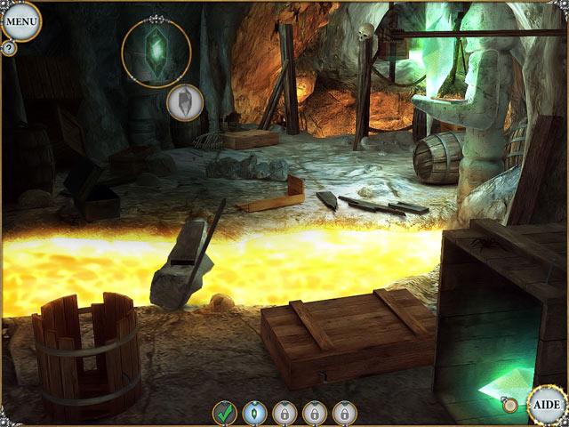 Les Chasseurs de Trésor ™: Rêves d'Or > jeu iPad, iPhone