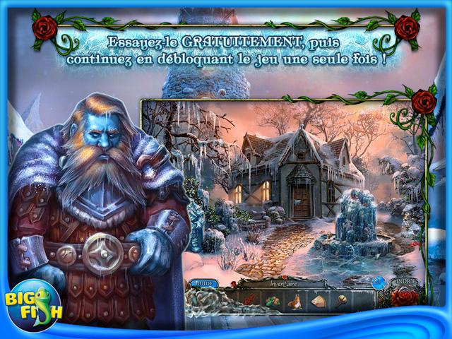 Capture d'écran de Living Legends: Beauté Froide Edition Collector