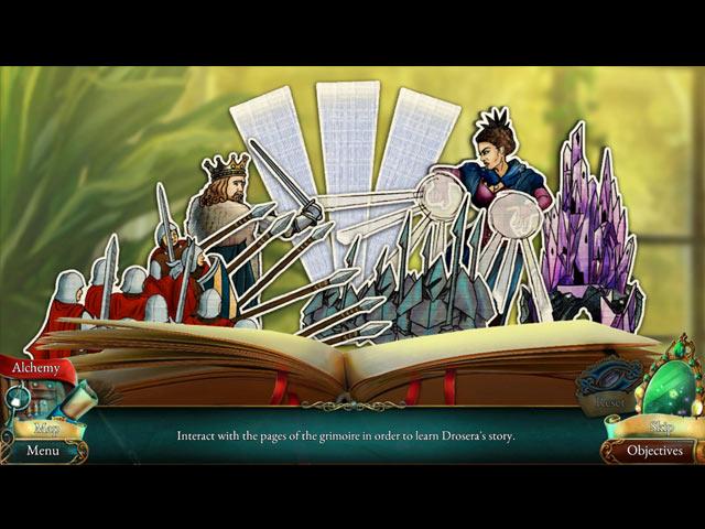 Grimoires Perdus 2: Éclat Mystérieux Éditon Collector screen3
