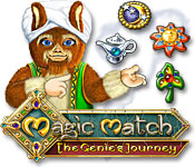 Magic Match: The Genie's Journey
