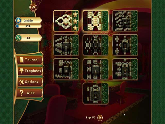 Vidéo de Mahjong World Contest