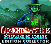 Midnight Mysteries: Ecrivains de l'Ombre Edition Collector
