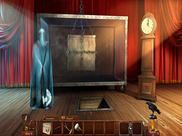 Vidéo de Midnight Mysteries: Haunted Houdini