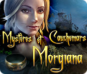 Mystères et Cauchemars: Morgiana