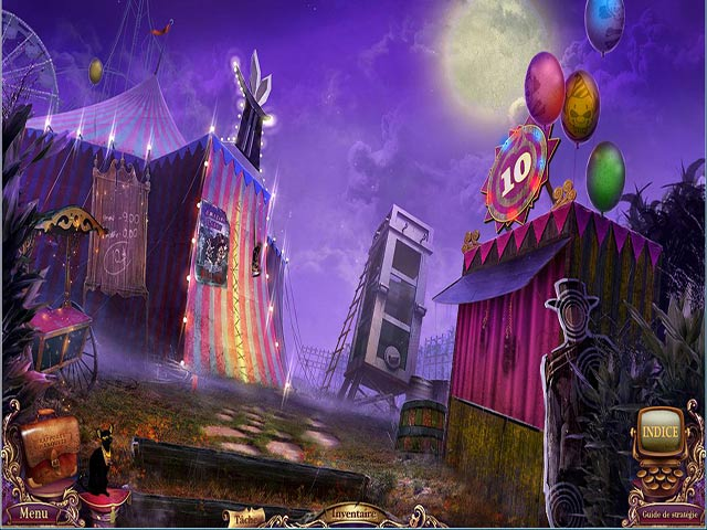 Vidéo de Mystery Case Files®: Fate's Carnival Edition Collector