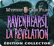 Mystery Case Files: Ravenhearst, la Révélation Édition Collector