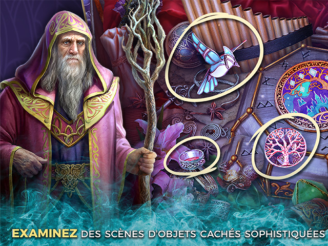 Capture d'écran de Mystery of the Ancients: Enfermés dans l'Oubli Édition Collector