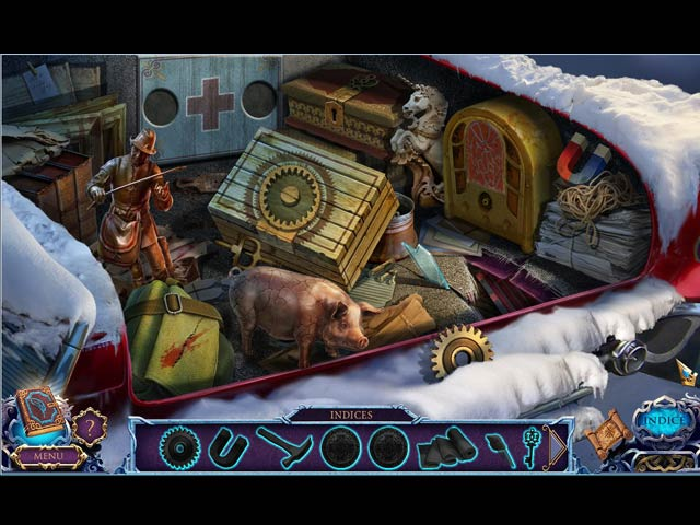 Vidéo de Mystery of the Ancients: Froid Mortel