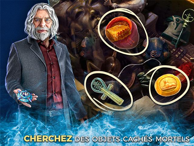 Capture d'écran de Mystery Tales: Désirs Dangereux Édition Collector