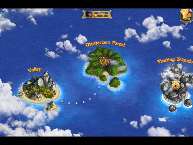 Mystic Journey: Tri Peaks Solitaire screen2