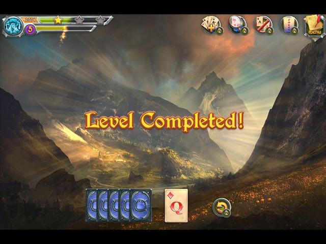 Mystic Journey: Tri Peaks Solitaire screen3