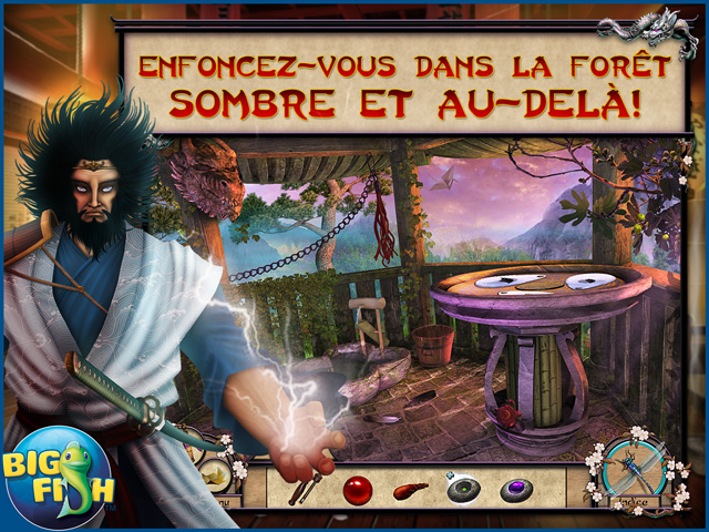 Capture d'écran de Mythic Wonders: L'Enfant de la Prophétie Edition Collector