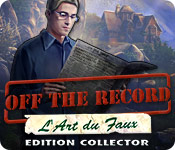 Off The Record: L'Art du Faux Edition Collector