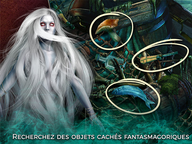 Capture d'écran de Phantasmat: Loch Funeste Édition Collector