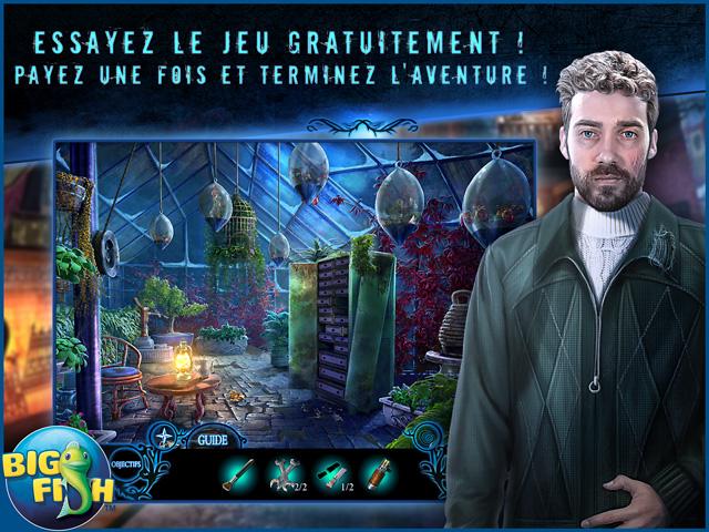 Capture d'écran de Phantasmat: Le Règne des Ombres Édition Collector