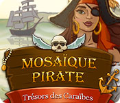 Mosaïque Pirate: Trésors des Caraïbes