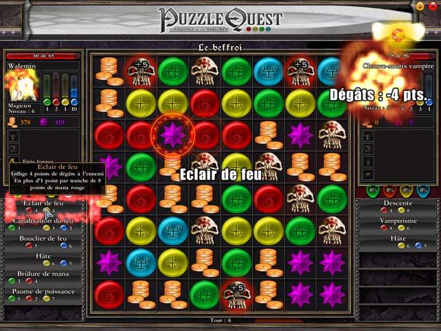 Vidéo de Puzzle Quest
