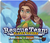 Rescue Team: Planet Savers Édition Collector