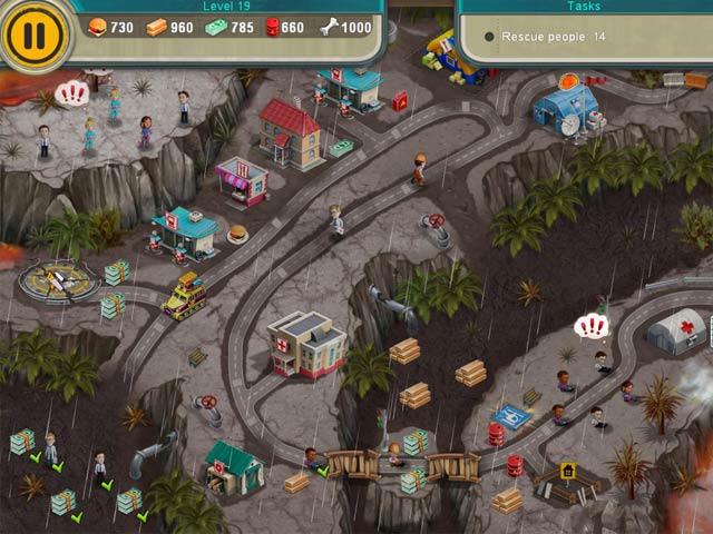 Rescue Team 6 screen2