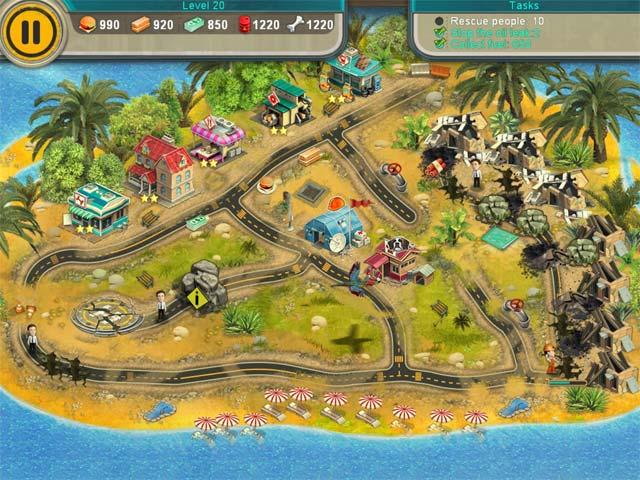Rescue Team 6 screen3