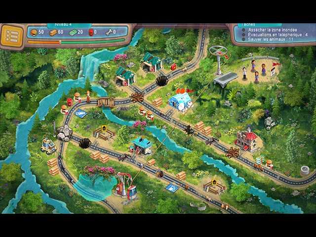 Rescue Team 7 Édition Collector screen1