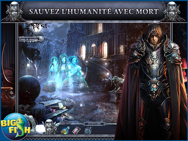 Capture d'écran de Riddles of Fate: Memento Mori Edition Collector
