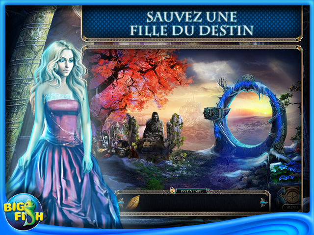 Capture d'écran de Riddles of Fate: La Chevauchée Infernale Edition Collector