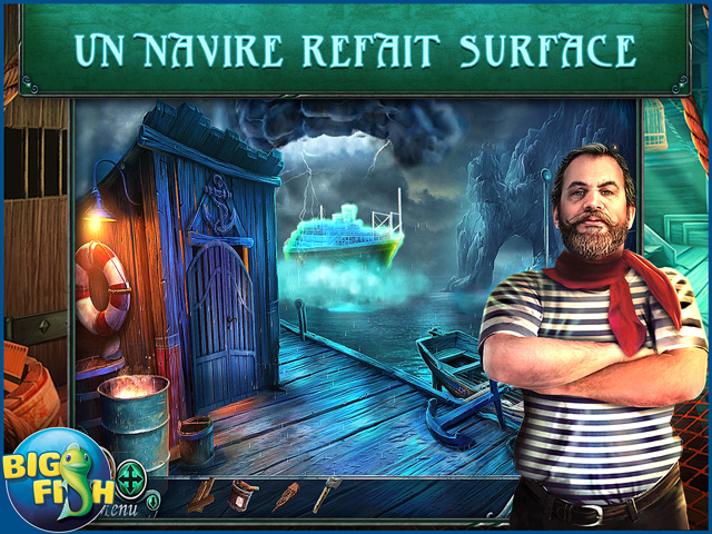 Capture d'écran de Rite of Passage: Les Marées Oubliées Edition Collector