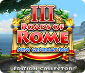 Roads of Rome: New Generation 3 Édition Collector
