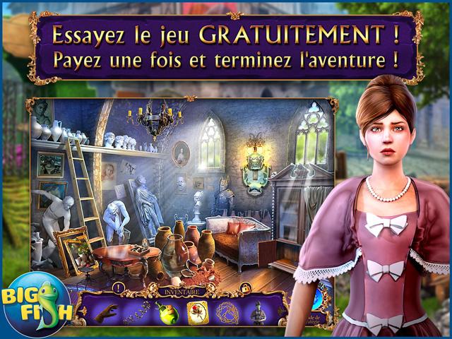 Capture d'écran de Royal Detective: Vie d'Emprunt Édition Collector