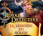 Royal Detective: La Légende du Golem – Solution