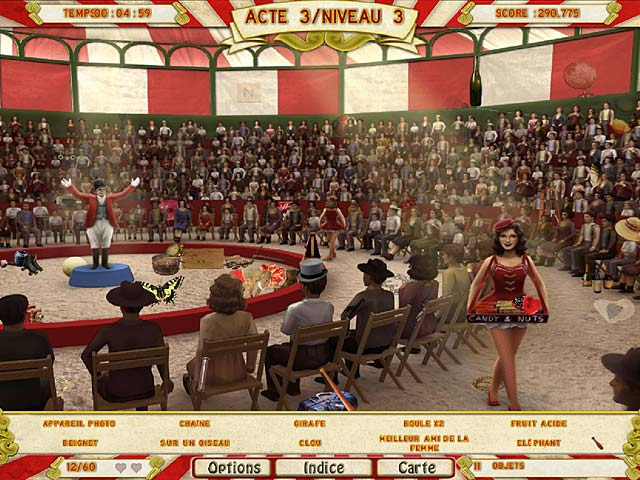 Vidéo de Runaway With The Circus