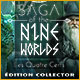 Saga of the Nine Worlds: Les Quatre Cerfs Édition Collector