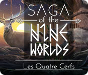 Saga of the Nine Worlds: Les Quatre Cerfs