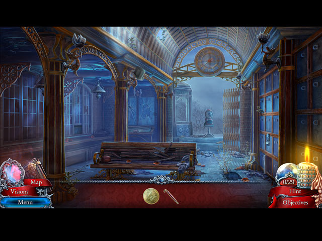 Les Mystères de Scarlett: L'Enfant Maudit screen3