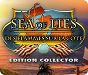 Sea of Lies: Des Flammes sur la Côte Edition Collector