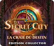 Secret City: La Craie du Destin Édition Collector