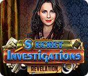 Secret Investigations: Revelation