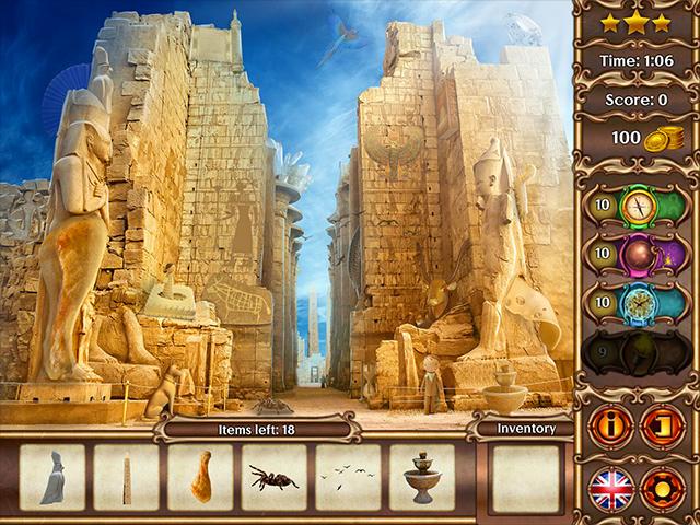 Secret Investigations: Themis screen1