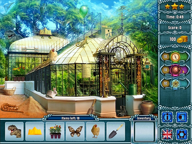 Secret Investigations: Themis screen2